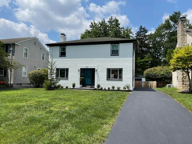 381 S Chesterfield Road, Columbus, OH 43209 (MLS #221029283) :: Berkshire Hathaway HomeServices Crager Tobin Real Estate