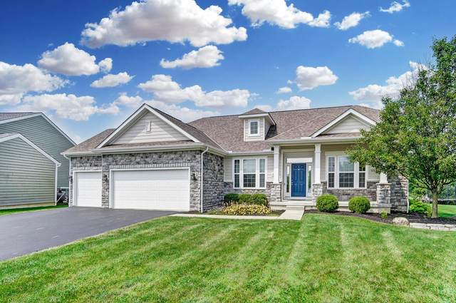 6086 Baumeister Drive, Hilliard, OH 43026 (MLS #221029288) :: Berkshire Hathaway HomeServices Crager Tobin Real Estate
