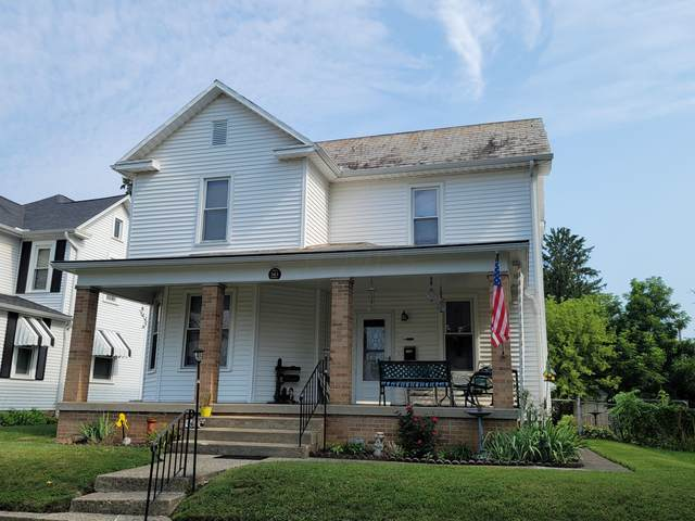 543 King Street, Lancaster, OH 43130 (MLS #221029302) :: Berkshire Hathaway HomeServices Crager Tobin Real Estate