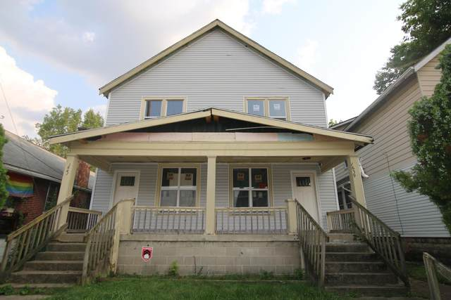 1639-1641 Greenway Avenue, Columbus, OH 43203 (MLS #221029304) :: Berkshire Hathaway HomeServices Crager Tobin Real Estate
