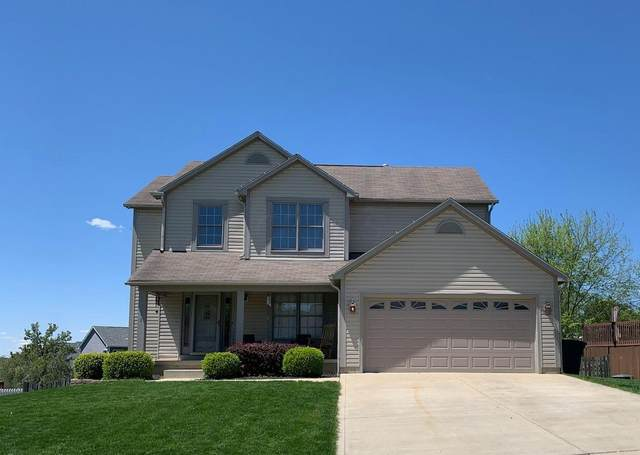 1531 Early Spring Drive, Lancaster, OH 43130 (MLS #221029306) :: Berkshire Hathaway HomeServices Crager Tobin Real Estate