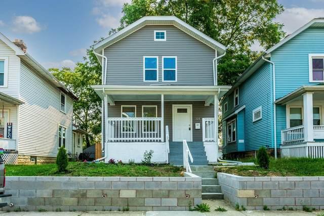 324 S Ogden Avenue, Columbus, OH 43204 (MLS #221029340) :: Berkshire Hathaway HomeServices Crager Tobin Real Estate