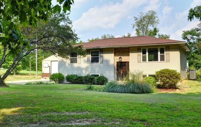 3943 Canyon Road, Granville, OH 43023 (MLS #221029356) :: The Raines Group