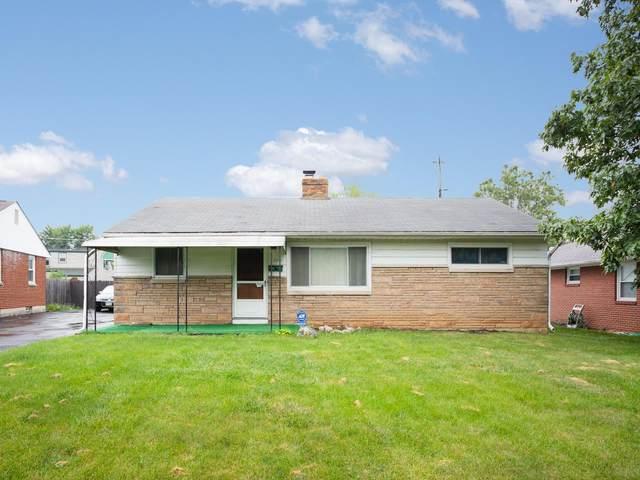 2710 Bernadette Road, Columbus, OH 43204 (MLS #221029371) :: The Holden Agency