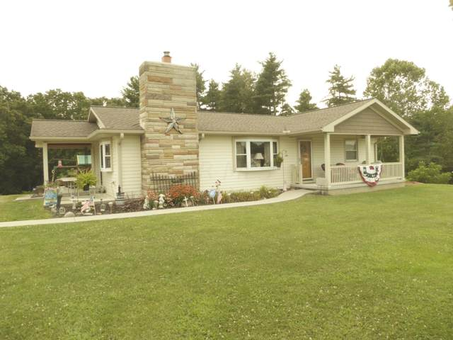 5836 College Hill Road, Cambridge, OH 43725 (MLS #221029374) :: The Raines Group