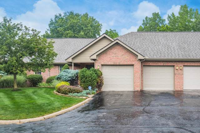 1008 Willow Bluff Drive, Columbus, OH 43235 (MLS #221029378) :: The Raines Group