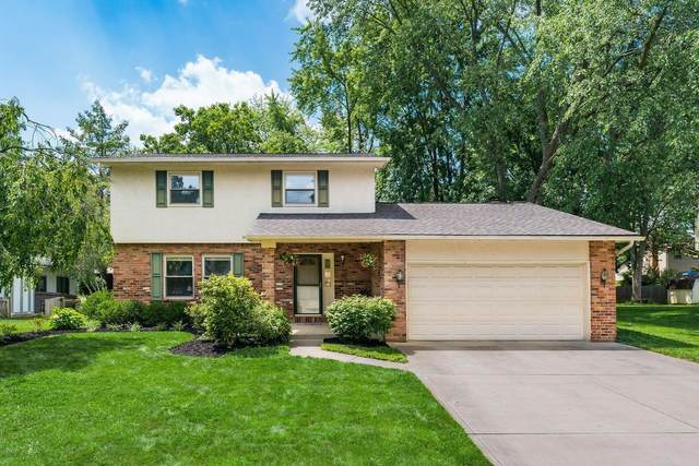 841 Prince William Lane, Westerville, OH 43081 (MLS #221029383) :: The Raines Group