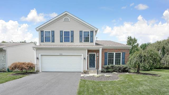 5556 Covington Meadows Court, Westerville, OH 43082 (MLS #221029401) :: Exp Realty