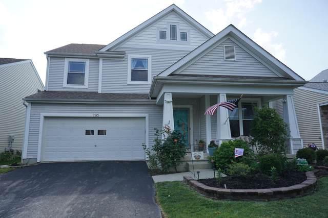 795 Shellbark Street, Blacklick, OH 43004 (MLS #221029405) :: Susanne Casey & Associates