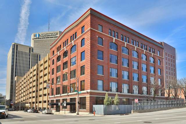 78 E Chestnut Street #402, Columbus, OH 43215 (MLS #221029433) :: Sandy with Perfect Home Ohio