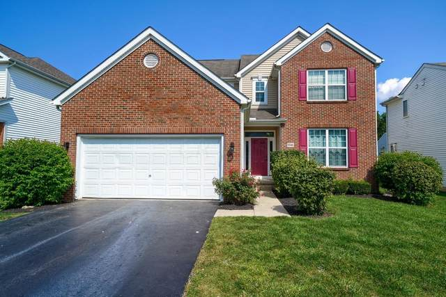8846 Olenbrook Drive, Lewis Center, OH 43035 (MLS #221029499) :: Core Ohio Realty Advisors