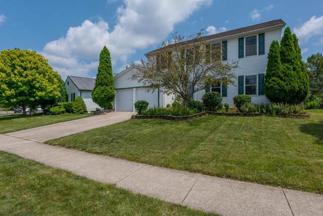 5812 Nike Drive, Hilliard, OH 43026 (MLS #221029574) :: Signature Real Estate