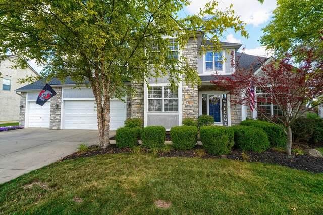 8938 Oakshire Drive, Pickerington, OH 43147 (MLS #221029636) :: Signature Real Estate