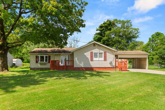 871 Unity Drive, Mansfield, OH 44905 (MLS #221029654) :: LifePoint Real Estate