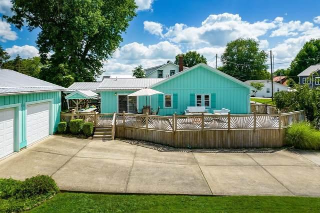 58 Island View Drive, Buckeye Lake, OH 43008 (MLS #221029680) :: Signature Real Estate
