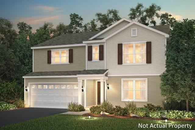 4430 Hickory Lane Lot 117, Hebron, OH 43025 (MLS #221029684) :: Greg & Desiree Goodrich | Brokered by Exp