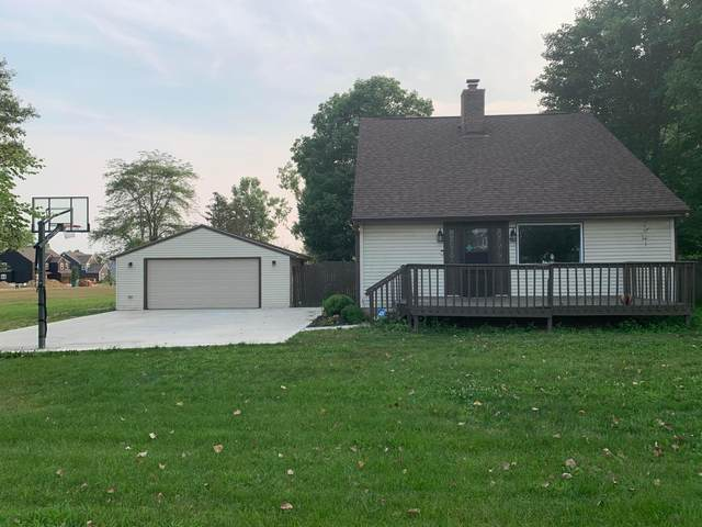 9215 Industrial Parkway, Plain City, OH 43064 (MLS #221029688) :: Signature Real Estate