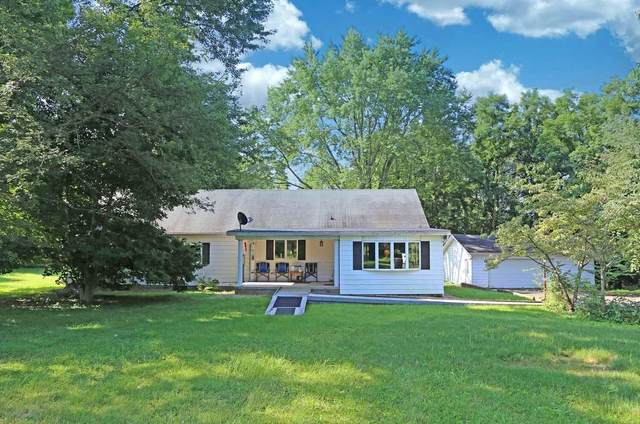 11195 Pineview Lane, Mount Vernon, OH 43050 (MLS #221029689) :: Signature Real Estate