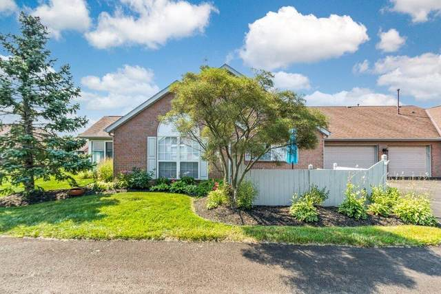 2474 Meadow Glade Drive, Hilliard, OH 43026 (MLS #221029716) :: Sam Miller Team