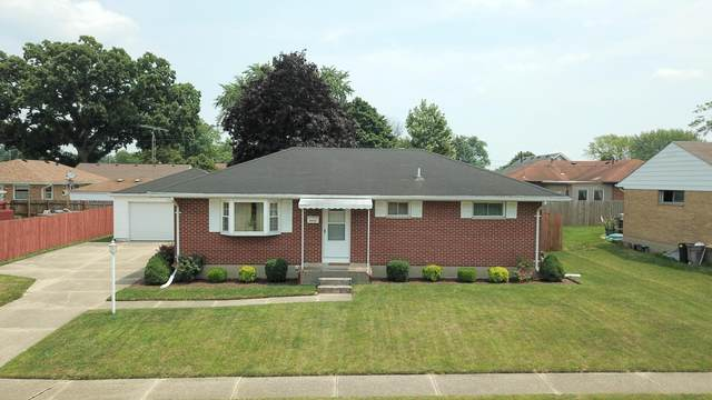 4436 Burchill Street, Springfield, OH 45503 (MLS #221029751) :: Berkshire Hathaway HomeServices Crager Tobin Real Estate