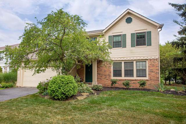 6365 Valley Stream Drive, Dublin, OH 43017 (MLS #221029802) :: ERA Real Solutions Realty