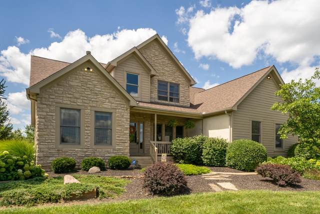 3445 Blue Church Road, Sunbury, OH 43074 (MLS #221029809) :: Core Ohio Realty Advisors