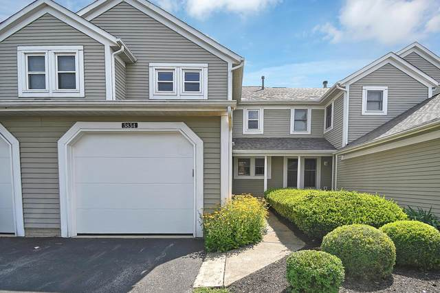 3834 Cherrybridge Lane 32-3, Dublin, OH 43016 (MLS #221029856) :: Core Ohio Realty Advisors