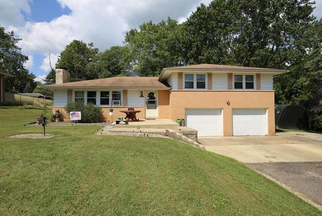 2236 Haywood Drive, Mansfield, OH 44903 (MLS #221029859) :: Exp Realty