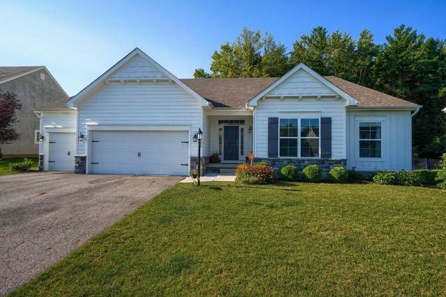 7358 Kerfield Drive, Galena, OH 43021 (MLS #221029889) :: ERA Real Solutions Realty