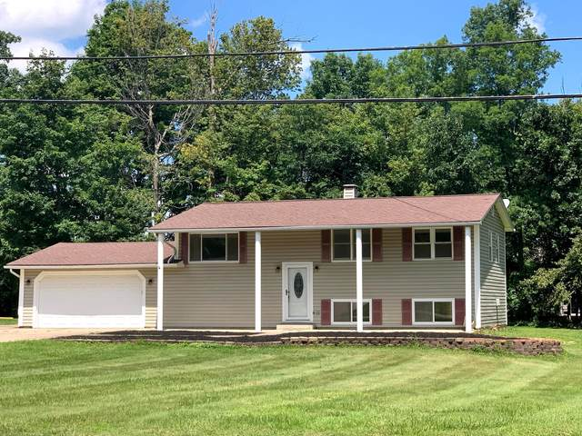 460 Sherwood Drive, Mansfield, OH 44904 (MLS #221029914) :: Exp Realty