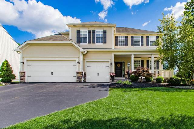 3158 Autumn Applause Drive, Lewis Center, OH 43035 (MLS #221029947) :: The Holden Agency