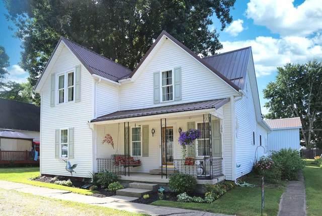 106 E Ross Street, Danville, OH 43014 (MLS #221029965) :: Sam Miller Team