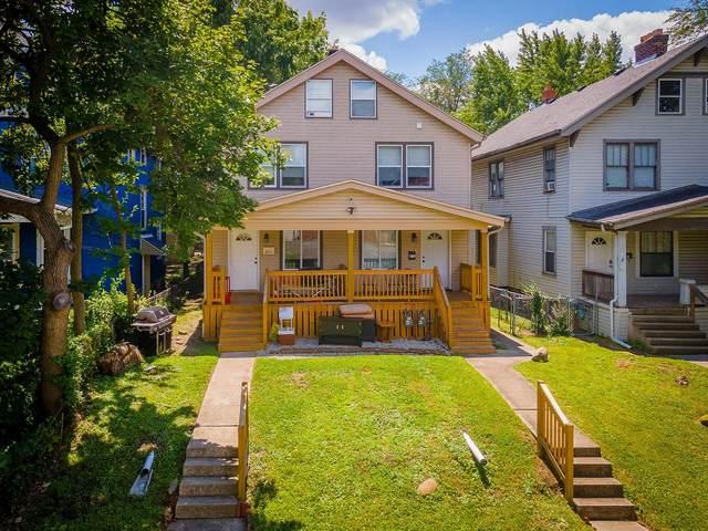 431-433 E 14th Avenue, Columbus, OH 43201 (MLS #221030044) :: Signature Real Estate
