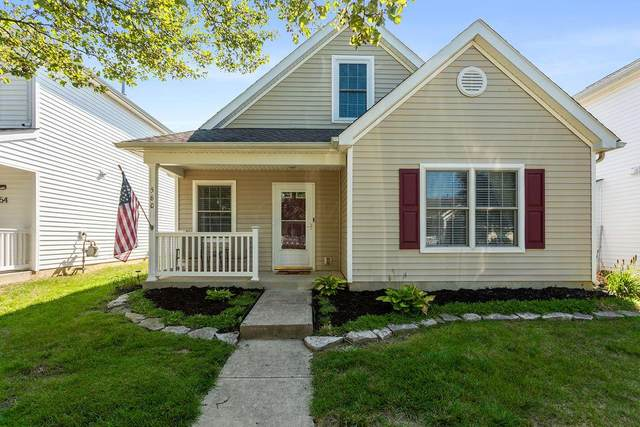 560 Star Spangled Place, Galloway, OH 43119 (MLS #221030050) :: Greg & Desiree Goodrich | Brokered by Exp