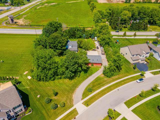 4098 Hickory Rock Drive, Powell, OH 43065 (MLS #221030096) :: LifePoint Real Estate