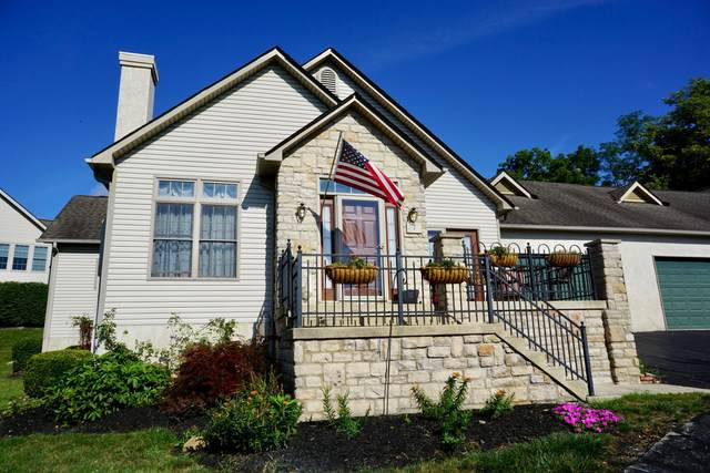 7 Timmons Woods Drive, Delaware, OH 43015 (MLS #221030102) :: Greg & Desiree Goodrich | Brokered by Exp