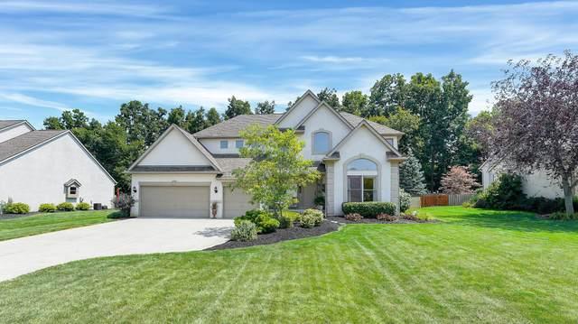13218 Brandon Circle, Pickerington, OH 43147 (MLS #221030119) :: The Holden Agency