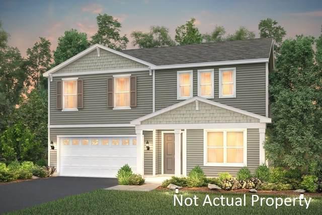 149 Bigelow Drive Lot 90, Johnstown, OH 43031 (MLS #221030161) :: Exp Realty