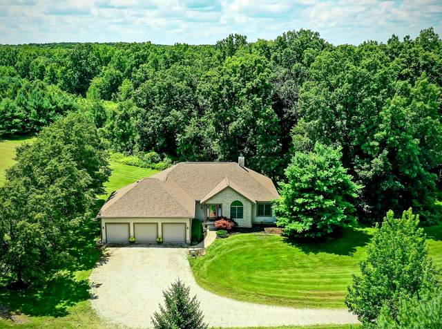 10360 Gorsuch Road, Galena, OH 43021 (MLS #221030204) :: LifePoint Real Estate