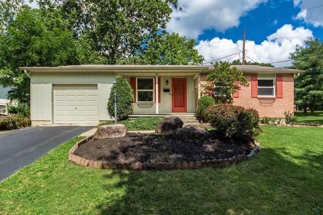 5341 Woodglen Road, Columbus, OH 43214 (MLS #221030208) :: The Holden Agency
