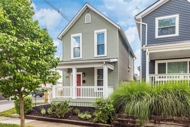 509 E Kossuth Street, Columbus, OH 43206 (MLS #221030228) :: LifePoint Real Estate