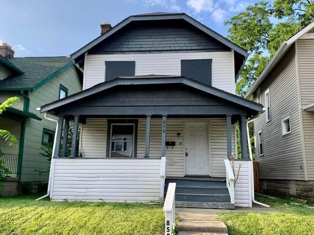 850 E Whittier Street, Columbus, OH 43206 (MLS #221030236) :: LifePoint Real Estate