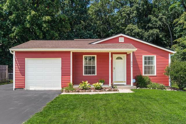 699 Cherryhaven Drive, Columbus, OH 43228 (MLS #221030241) :: LifePoint Real Estate