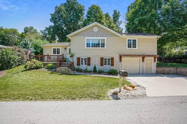 115 W Reindeer Drive, Powell, OH 43065 (MLS #221030244) :: LifePoint Real Estate
