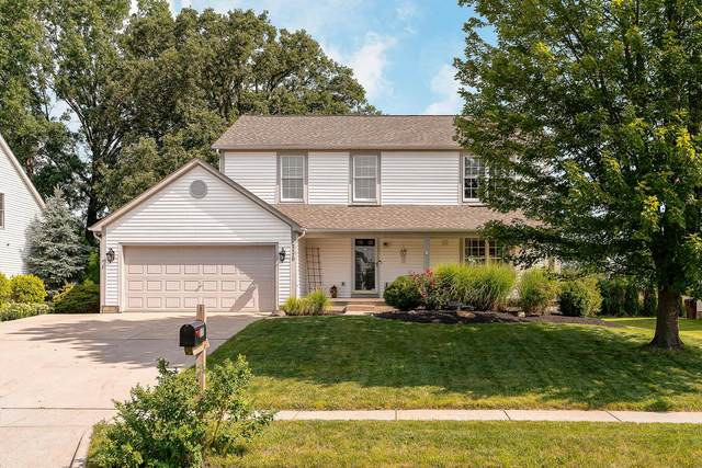 2170 Coldharbor Court, Lewis Center, OH 43035 (MLS #221030251) :: LifePoint Real Estate