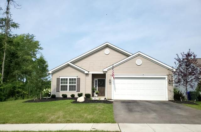 3413 Overbey Drive, Reynoldsburg, OH 43068 (MLS #221030304) :: The Holden Agency