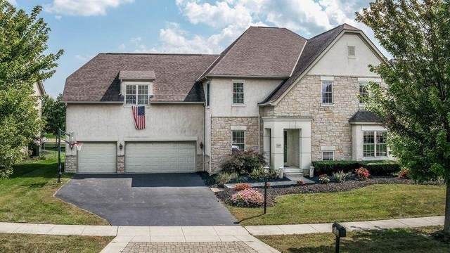 4367 Hickory Rock Drive, Powell, OH 43065 (MLS #221030354) :: ERA Real Solutions Realty