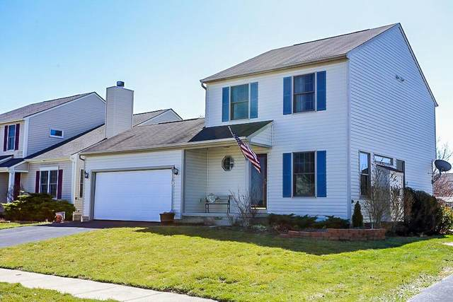 349 Holly Grove Road, Lewis Center, OH 43035 (MLS #221030421) :: ERA Real Solutions Realty