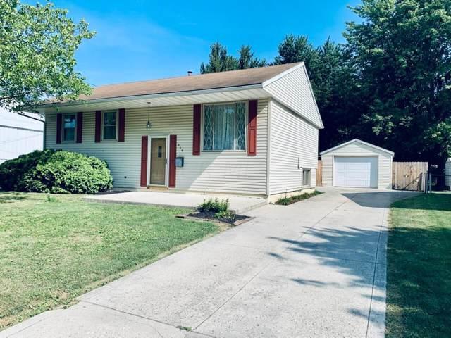 506 Bimini Drive, Marion, OH 43302 (MLS #221030525) :: 3 Degrees Realty