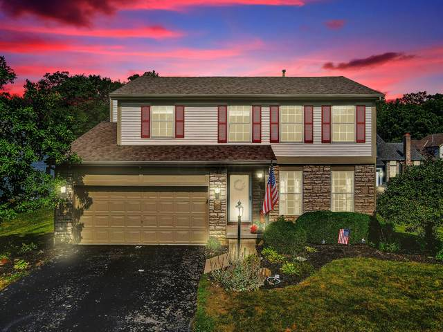 104 Claytonbend Drive, Pataskala, OH 43062 (MLS #221030663) :: The Holden Agency